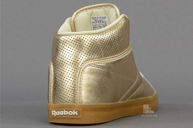 Reebok T Raww Brass Heel