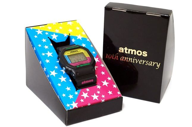 Atmos G Shock 3 2
