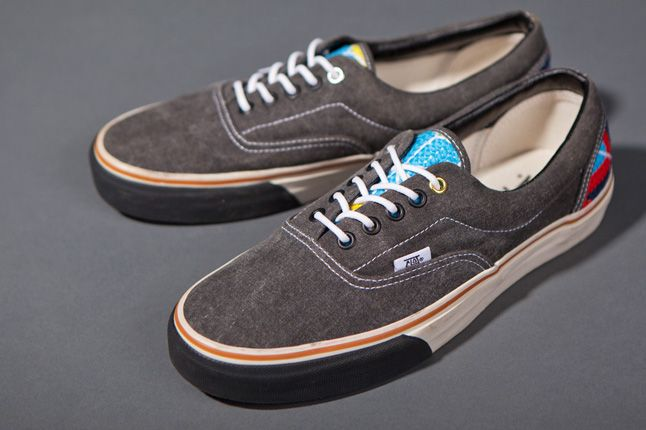Clot X Vans 2012 Holiday Collection Era 1