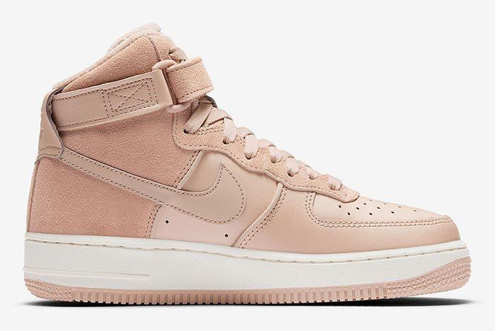 Nike Air Force 1 High Bio Biege 4