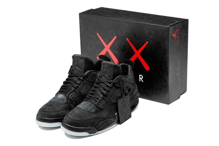 Kaws Air Jordan 4 Buy Sneaker Freaker 5