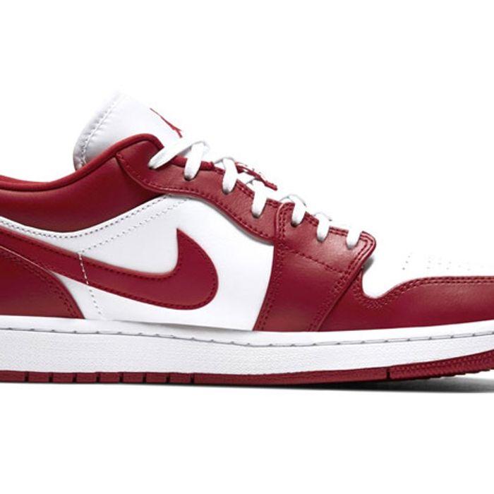 The Air Jordan 1 Low Gym Red Is A Hard Flex Sneaker Freaker