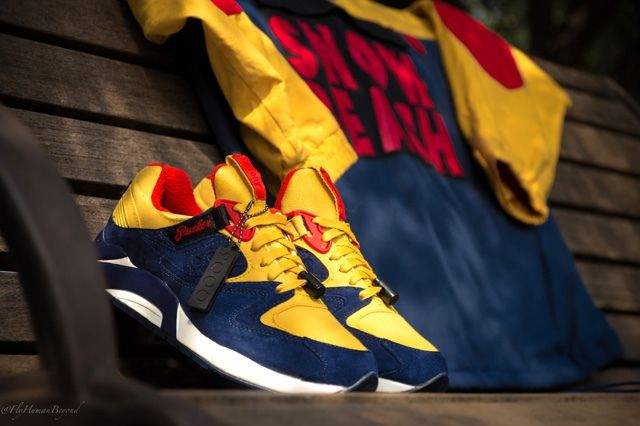 Packer Shoes Saucony Grid 9000 Snow Beach 11