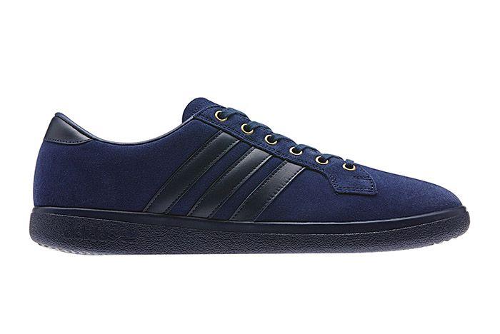 Adidas Spezial Bulhill Navy Blue 2