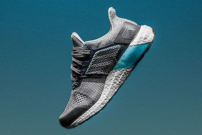 Adidas Ultraboost St Grey Teal Womens 6