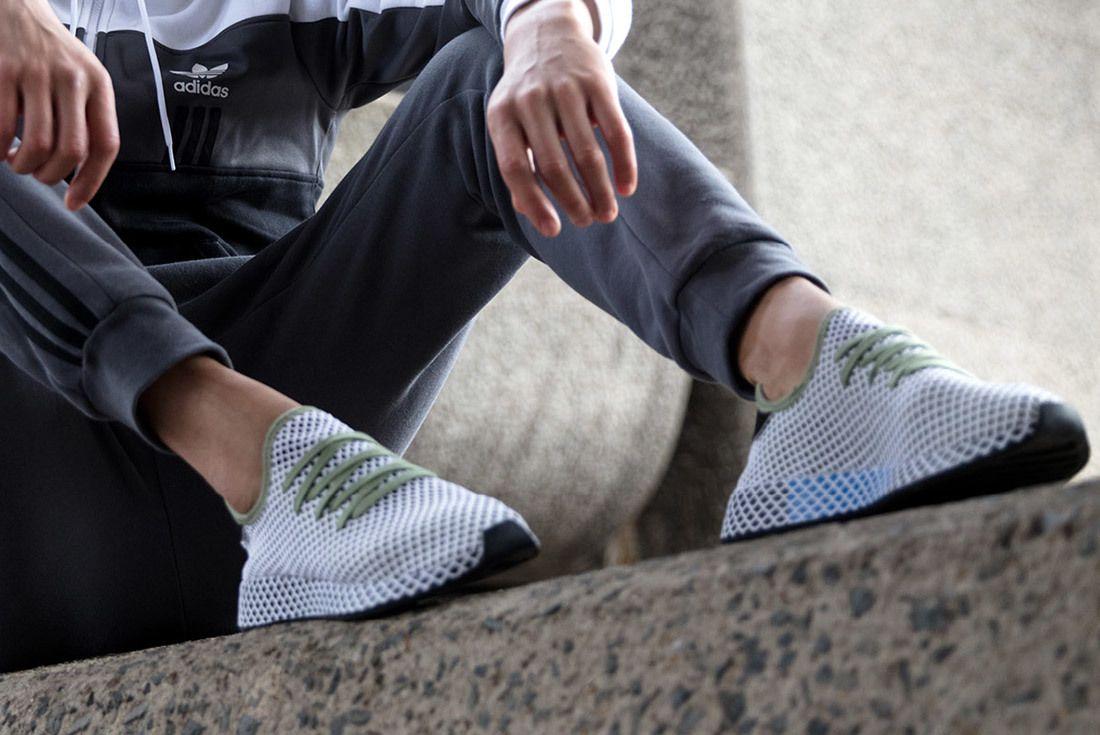 Adidas Deerupt Mega Drop 1