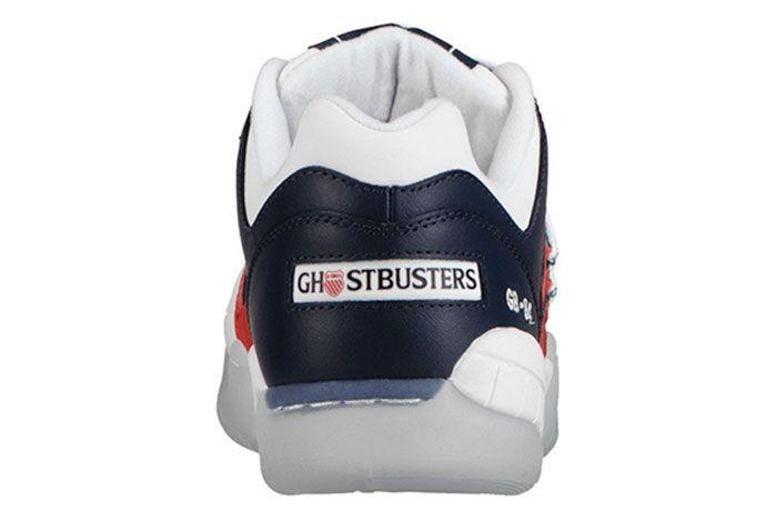 K Swiss Ghostbusters Si 18 International Stay Puft Heel
