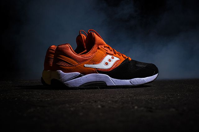 Saucony Grid 9000 Hallowed Pack 5