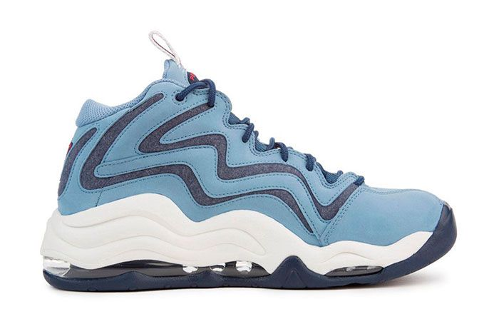 Nike Air Pippen 1 Work Blue Sneaker Freaker 4