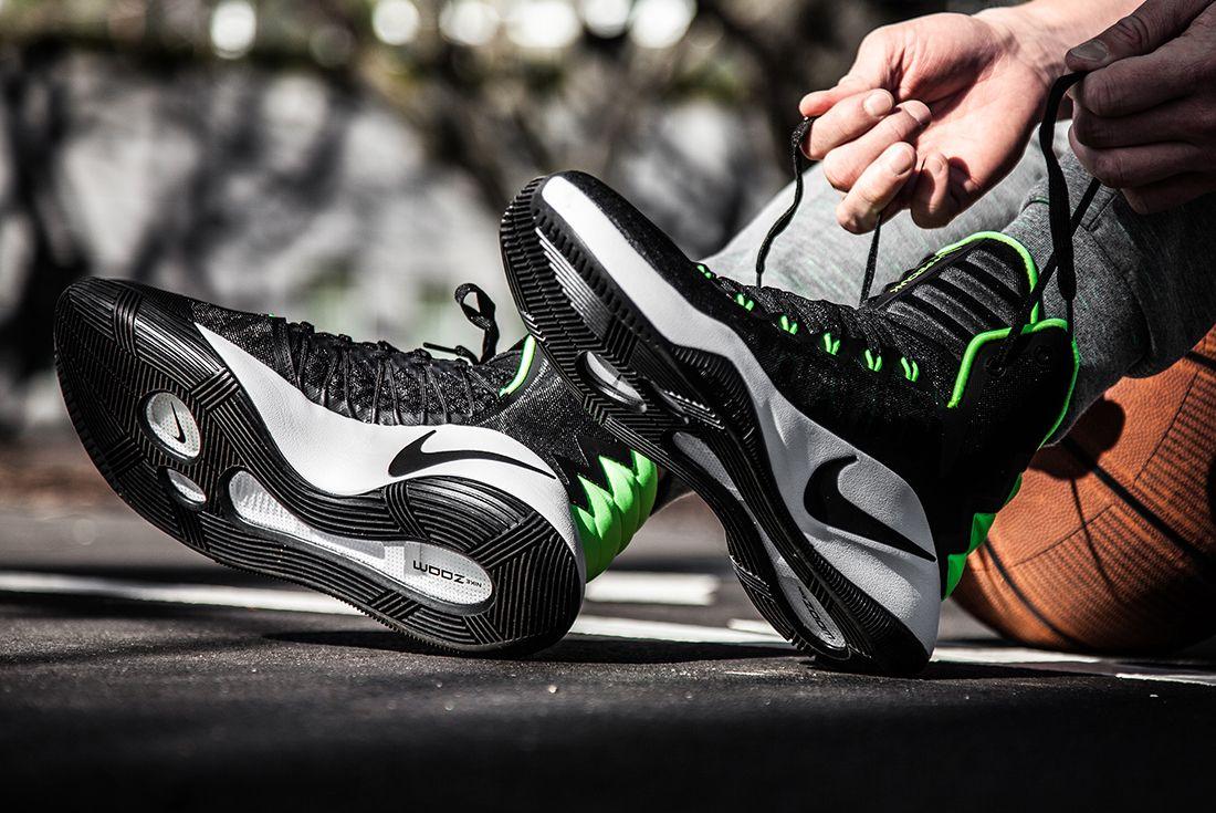 Nike Hyperdunk Blk Pair