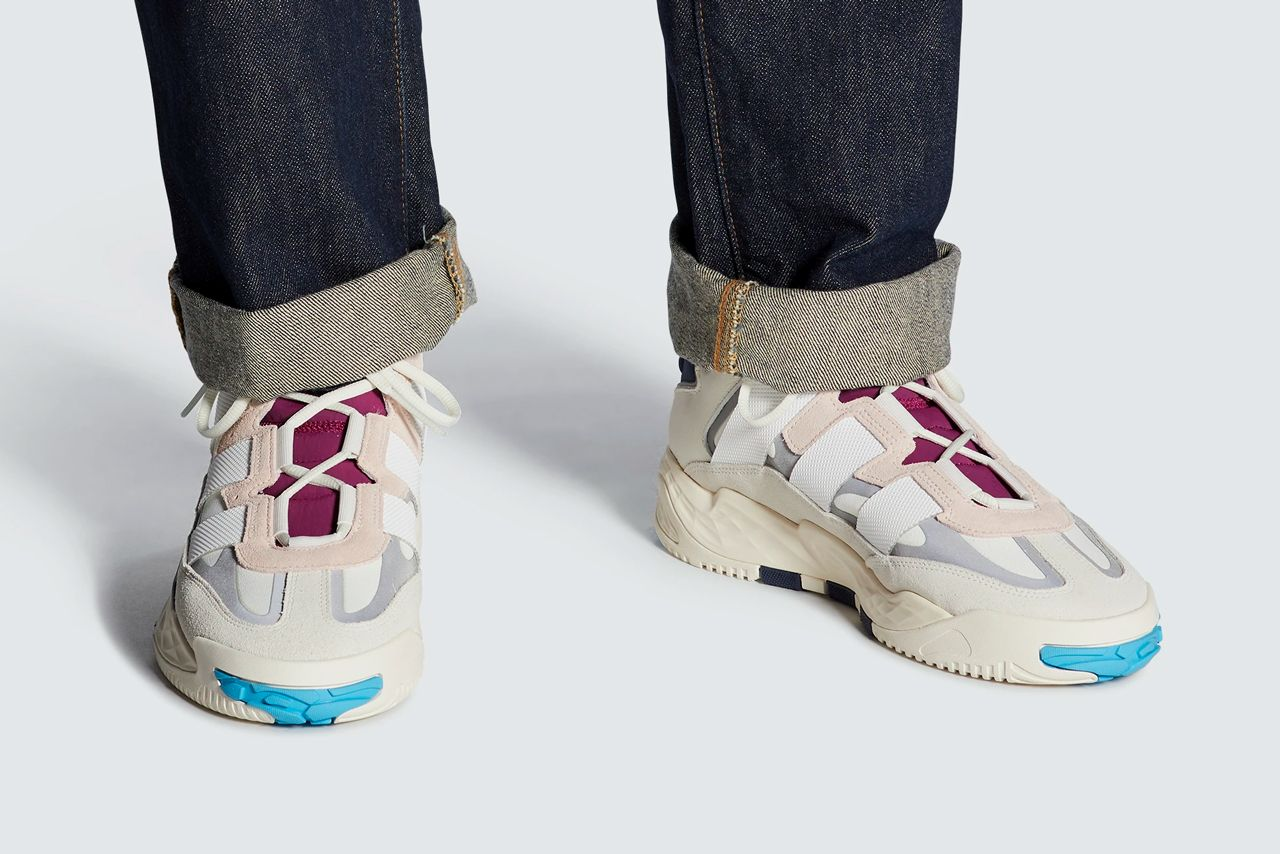 adidas Niteball On Foot
