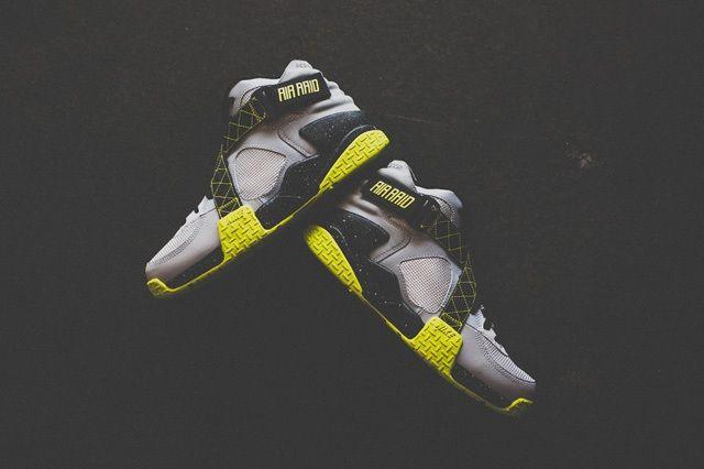 Nike Air Raid Venom Green 5