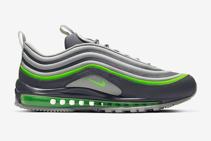 Nike Air Max 97 Winter Utlity Neon Lateral Inside