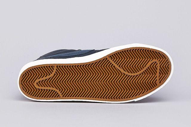 Nike Sb Blazer Elite Classic Charcoal 2