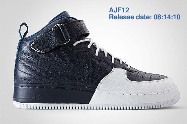 Jordan Ajf12 White Blue 1