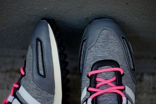 Y 3 Tokio Trainer Neon Pack Toe Detail