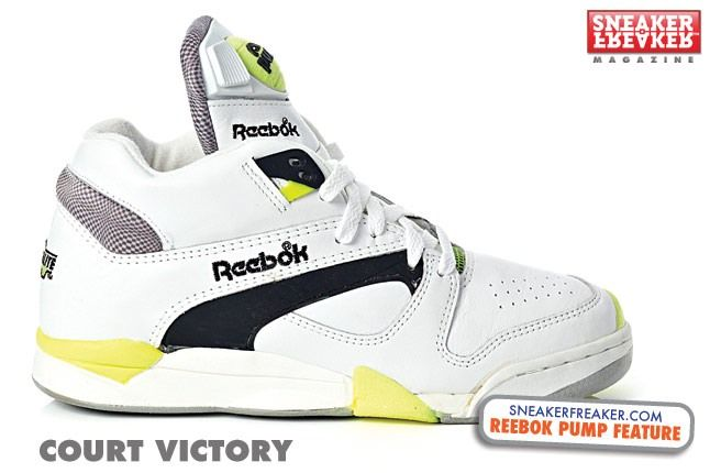 Reebok Pump Court Victory 1