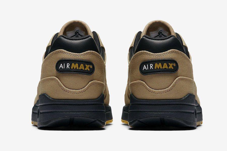 Nike Air Max 1 Premium Elemental Gold 875844 700 5