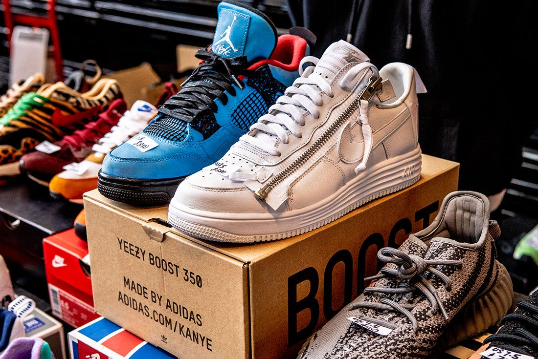 Sneaker Freaker Swap Meet October 201975