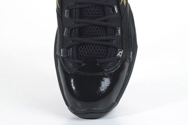 Reebok Question Black Gold New Years Eve Release Toebox 1