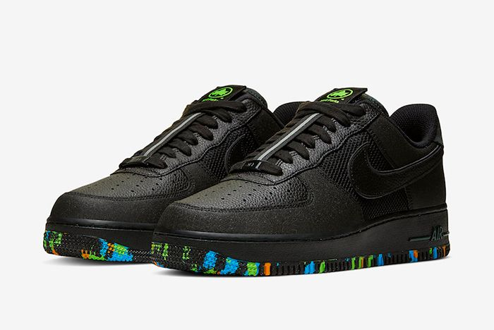 Nike Air Force 1 Low Nyc Parks Toe