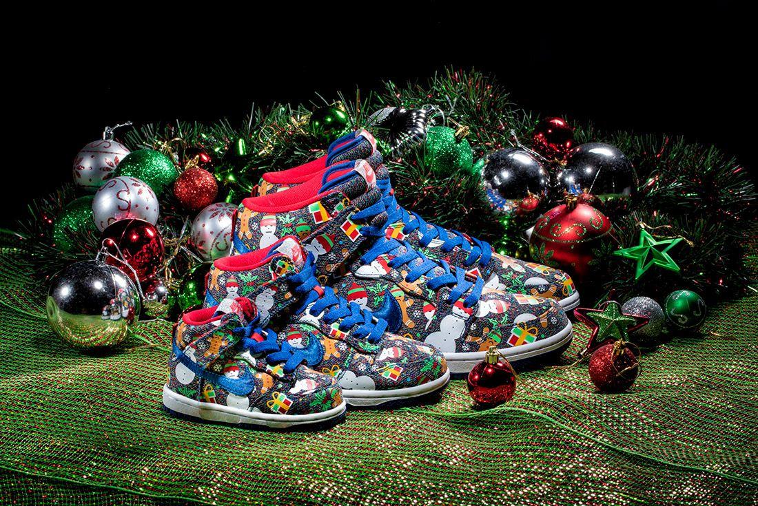 Concepts X Nike Sb Ugly Sweater Dunk 2017 Sneaker Freaker 2