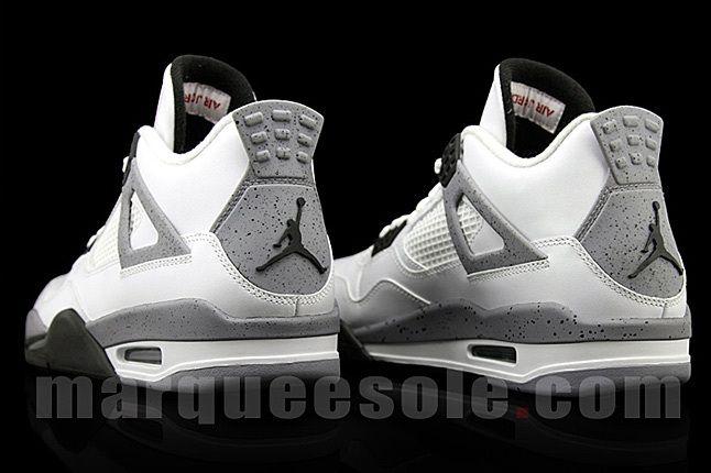 Air Jordan 4 White Cement 4 1