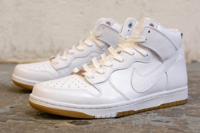 Nike Sportswear White Hot Dunk High