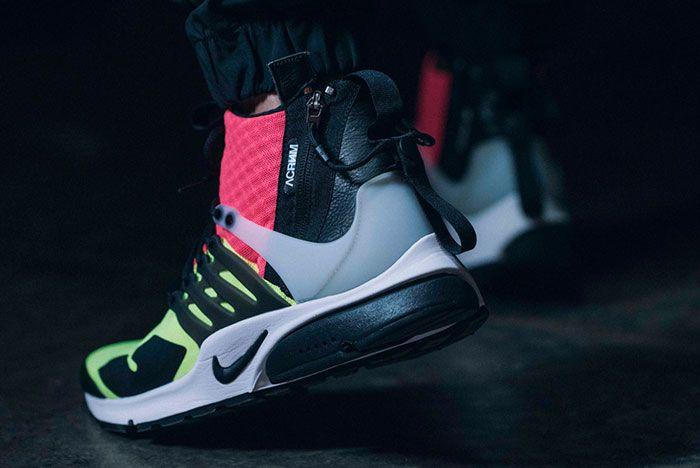 Acronym X Nike Air Presto 5