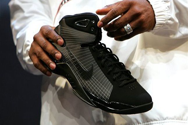 The Making Of The Nike Air Hyperdunk 20 1