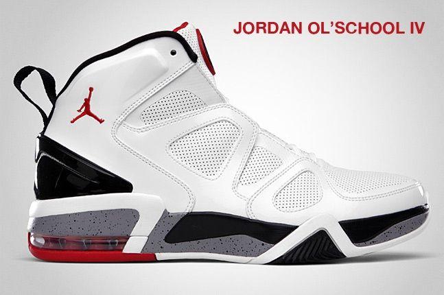 Jordan Ol School Iv Cement 1