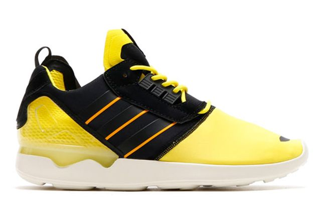 Adidas Zx 8000 Boost Bright Yellow 01