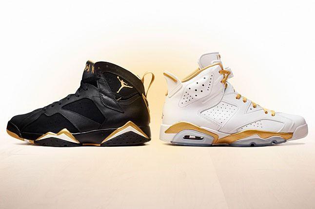 Air Jordan Golden Moments Pack 8 1
