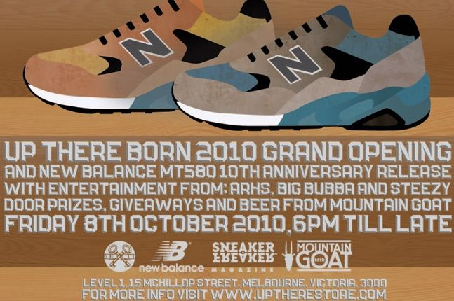 Up There Flyer 1