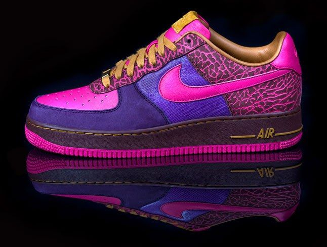 Nike Air Force 1 Nsw Id Bespoke 1