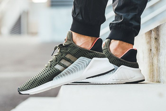 Adidas Climacool 02 17 Olive Green 3