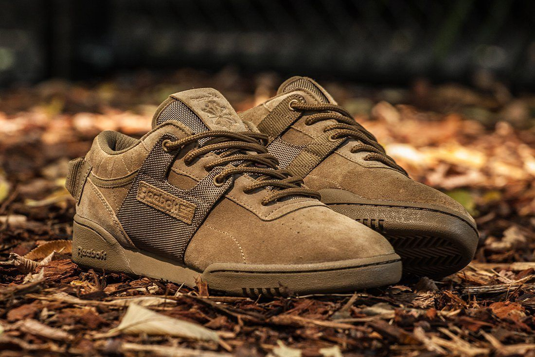 Mita Sneakers X Reebok Workout Low Clean Boot Camp4