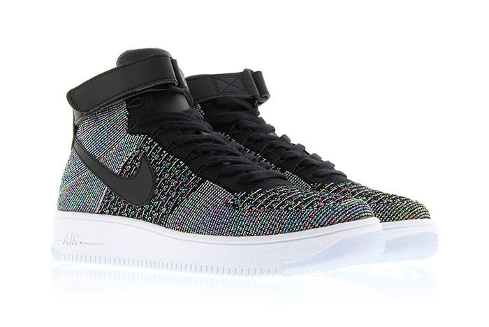 Nike Air Force 1 Flyknit Ultra Multicolour 2