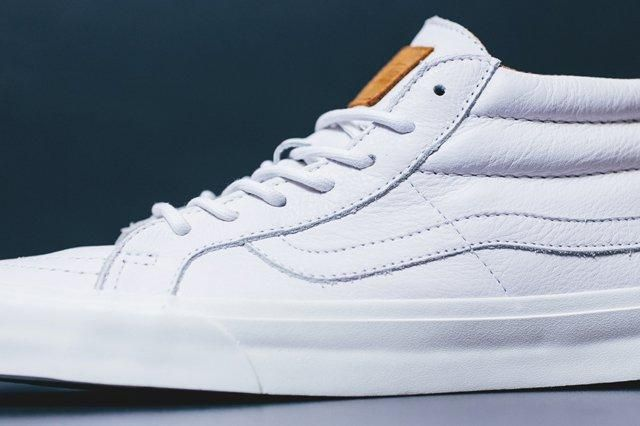 Vans Ca Leather Collection 6