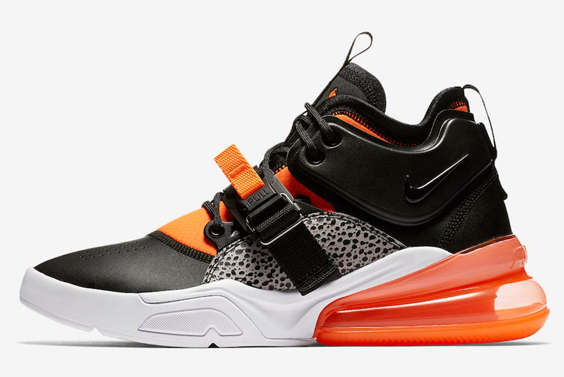7 Nike Air Force 270 Safari Sneaker Freaker