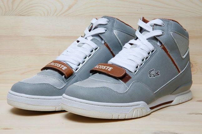 Lacoste M85 Mid Silver 1 1