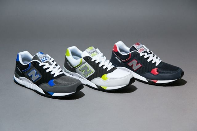 New Balance 850 Spring Pack 2