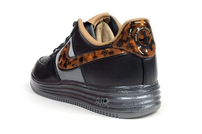 Nike Lunar Force 1 City Collection Milano Heel Detail 1