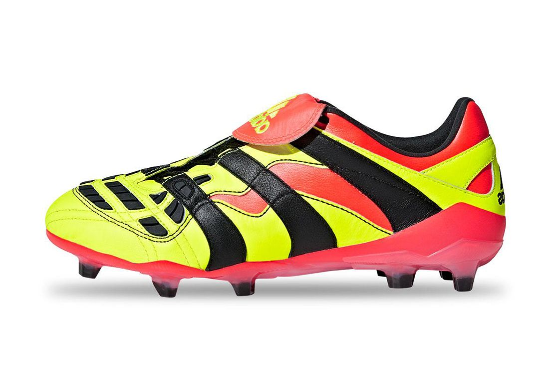David Beckham Adidas Predator Plate 2
