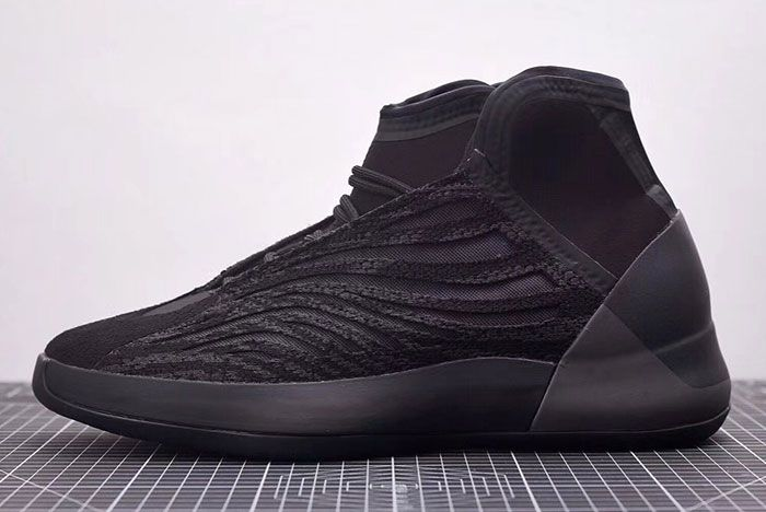Adidas Yeezy Basketball Black Eg1536 Release Date Side