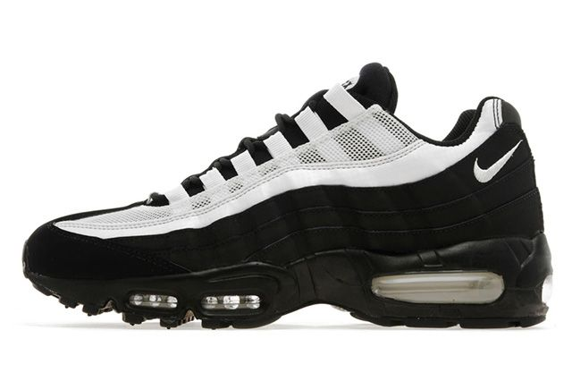 Nike Air Max 95 Jd Exclusive Black White