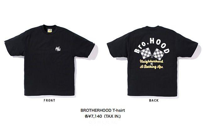 Bro Hood Neighborhood Bape Harajuku 13 1