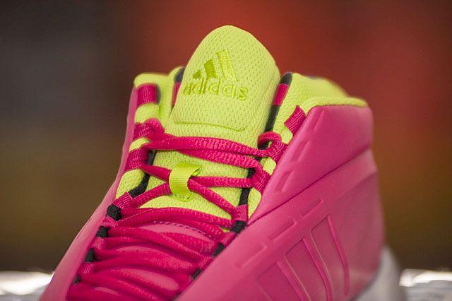Adidas Crazy 1 Vivid Berry Tongue