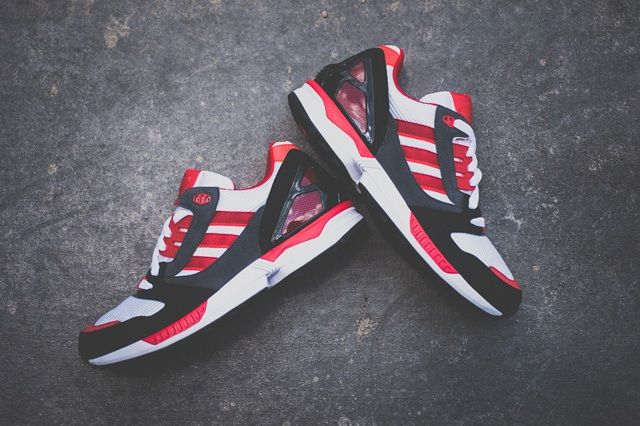 Adidas Zx 8000 Red White 1