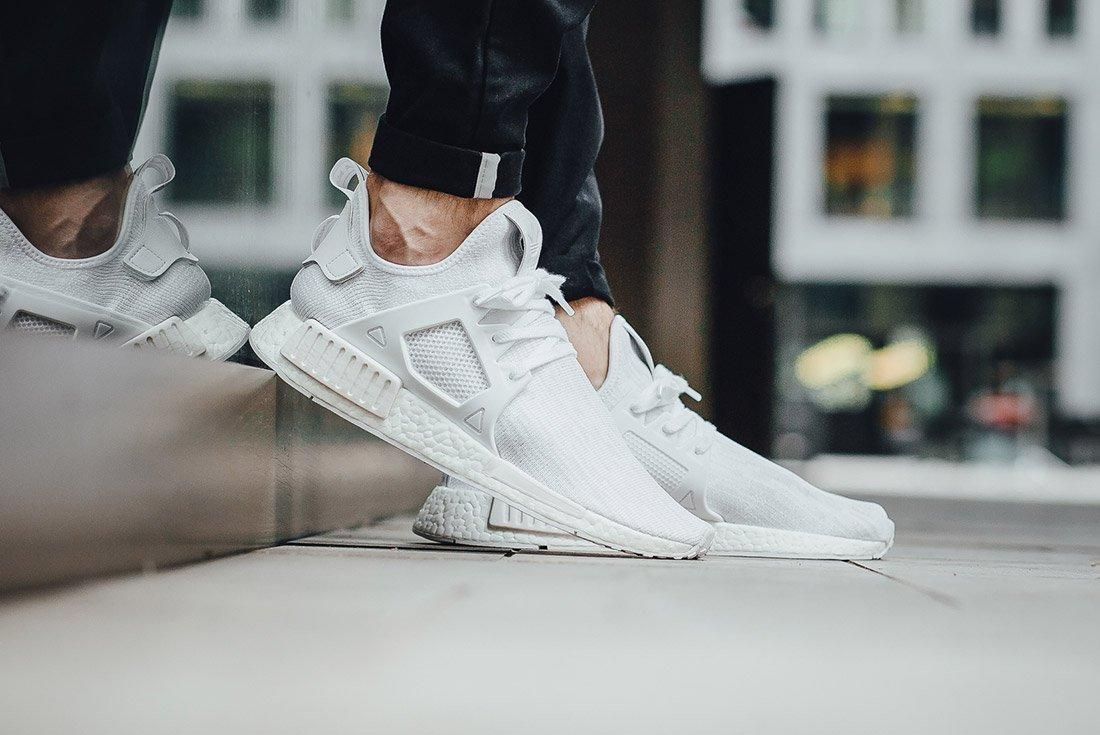 Adidas Nmd Xr1 White Glitch 3